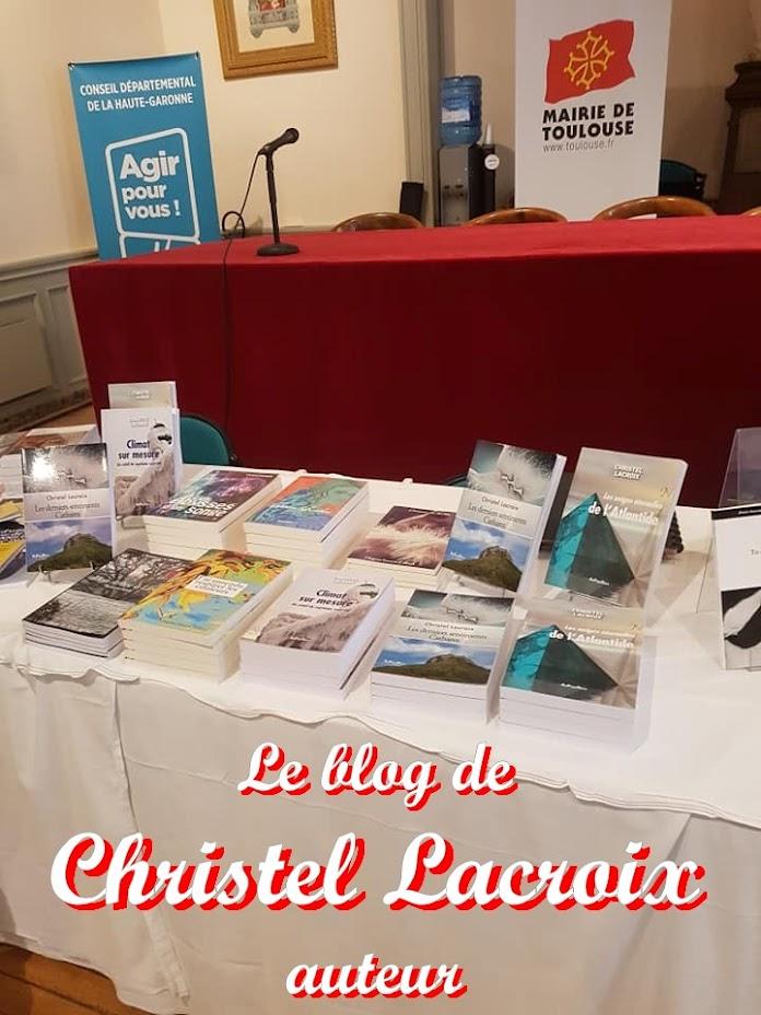 Le blog de CHRISTEL LACROIX Auteur
