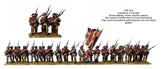 Perry Miniatures AWI British Infantry 70th Foot