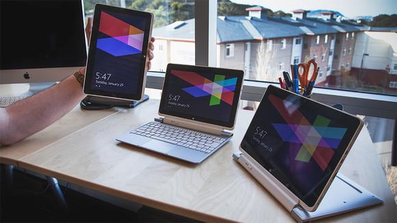 Format Penggunaan Iconia PC Tablet Dengan Windows 8
