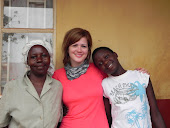 Meeting My Sponsored Child, Jemima