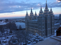 Christmas on Temple Square!