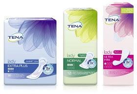 Kérj TENA Lady ingyenes termékmintát!