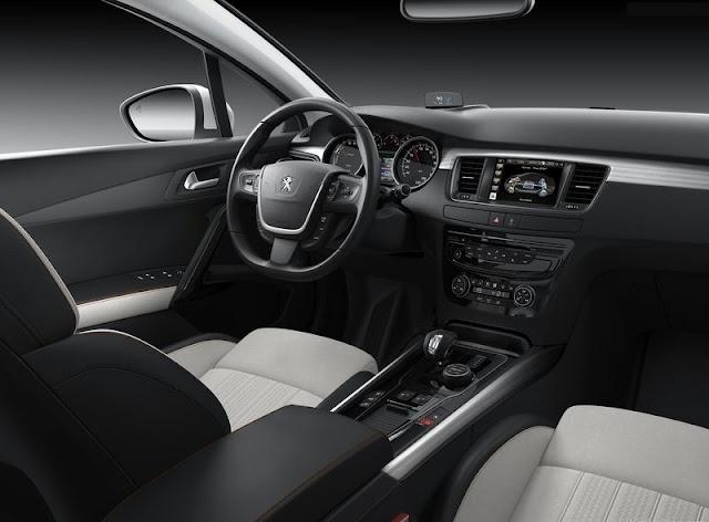 Peugeot 508 rxh 2015 fiche technique fiche technique auto for Interieur 508 rxh