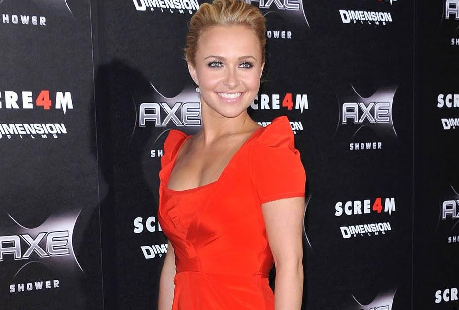 Hollywood's Finest Female Celebrities: Hayden Panettiere Hayden Panettiere