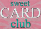 BOTON SWEET CARD CLUB