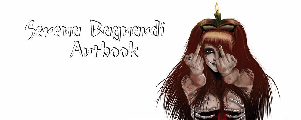Serena Bagnardi Artbook