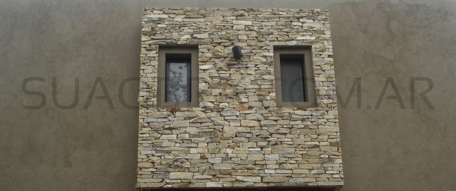 Combianci n de colores tarquini con piedra natural - Revestimientos piedra natural ...