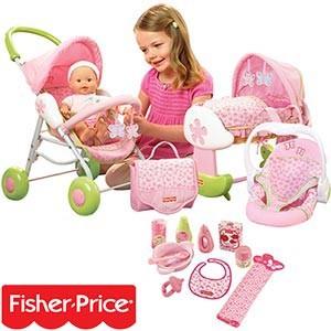 Lalki I Akcesoria Dla Dziewczynek Fisher Price Little