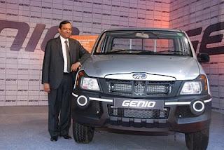 Mahindra New Car 2011-3