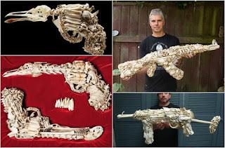 senjata tulang