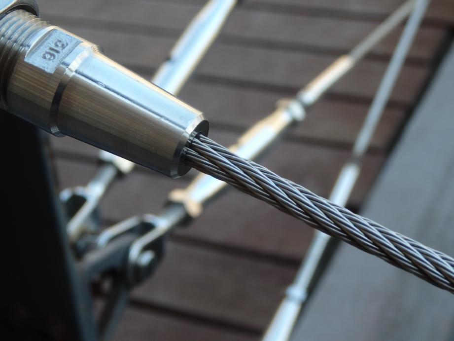 Alma de herrero cables de acero - Cables de acero ...