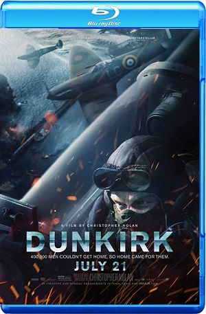 Dunkirk 2017 BRRip BluRay 720p 1080p