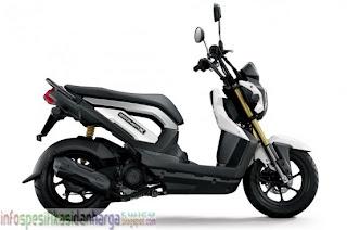 Harga Honda Zoomer-X Motor Matic Terbaru 2012