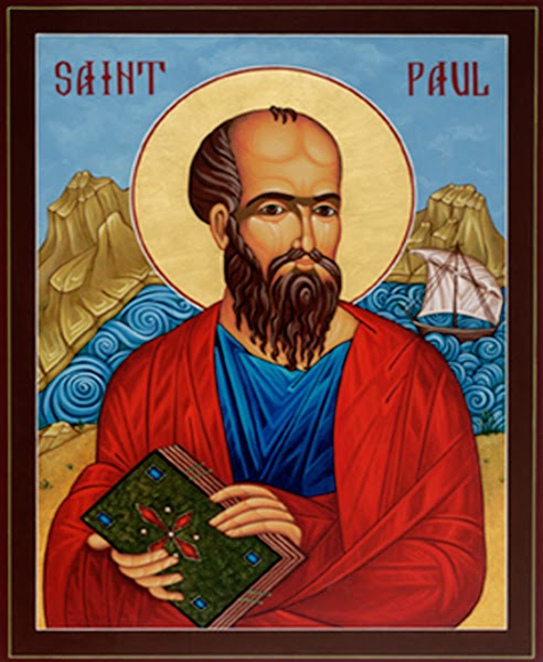 "Sermon for the Conversion of St. Paul: ""The Apostle Formerly Known as Saul"""