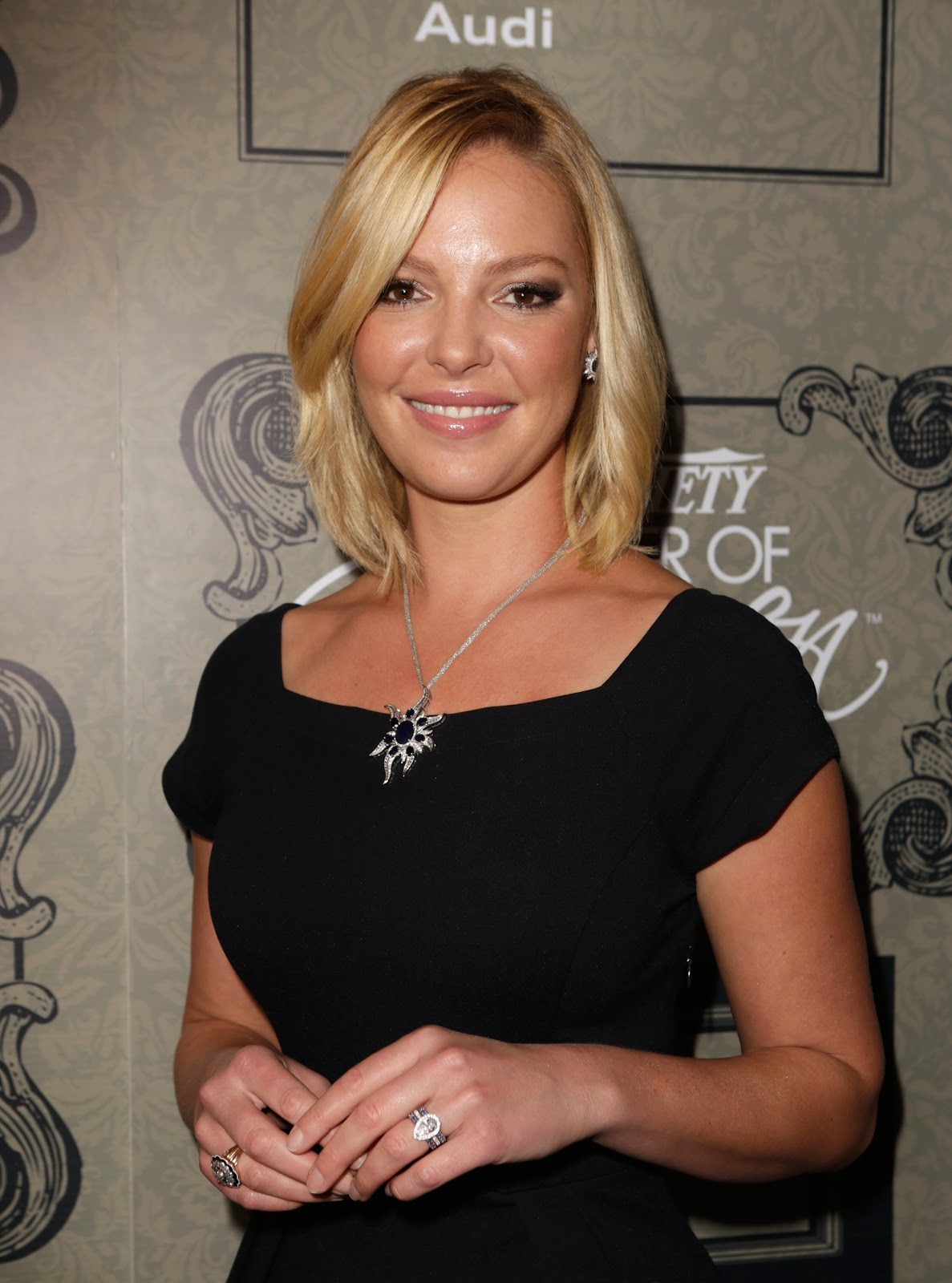 Katherine Heigl at Variety's 4th Annual Power of Women Event