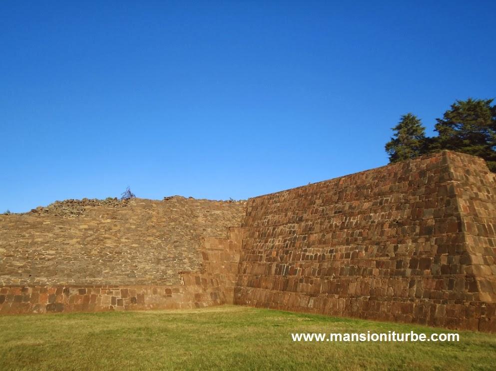 Zona Arqueologica de Tzintzuntzan Michoacan