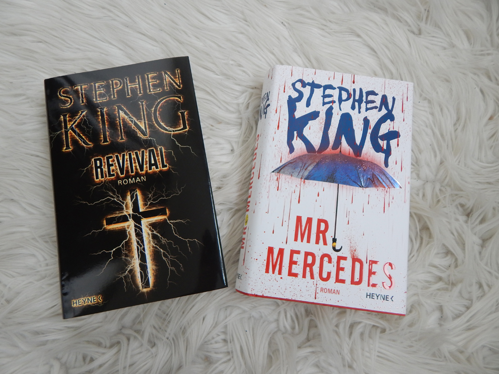 Stephen King - Revival und Mr. Mercedes