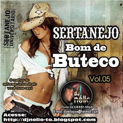Sertanejo Bom de Buteco - Vol.05