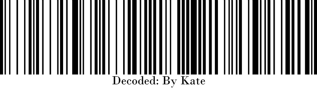 Decoded: By Kate