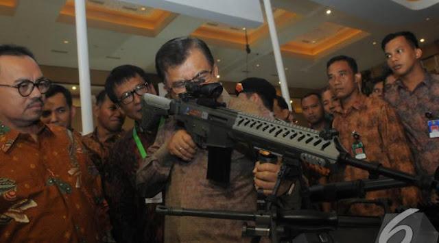 Spesifikasi Senapan Serbu PINDAD Saingan AK 47