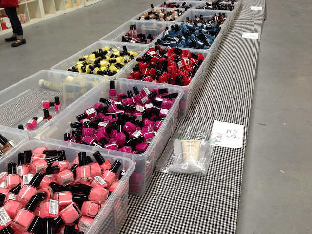 natio warehouse sale, review, thoughts, photos, twoplicates, beauty, blog, nail polish, colours
