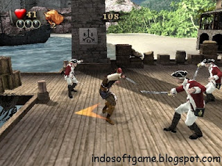 Download Game Pirates Of Caribbean At World's End