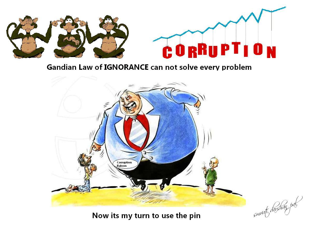 the corruption in india 1 india: the prevention of corruption act, 1988 year : 1988 act : chapter 1 preliminary 1 short title and extent  .