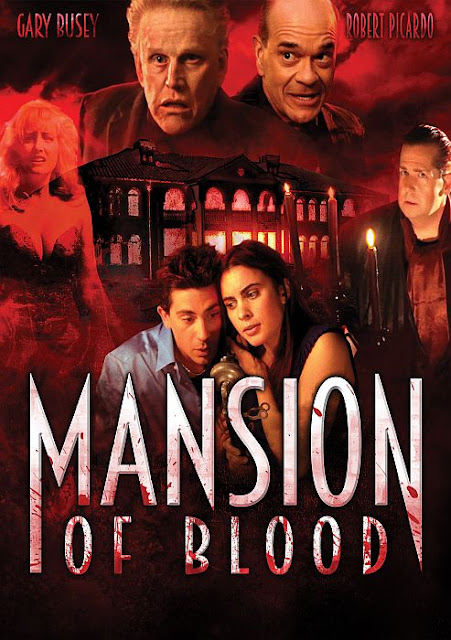 Mansion of Blood DVD cover