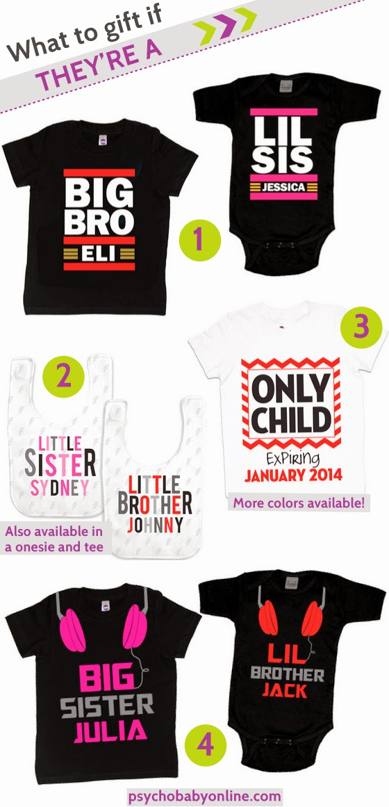 Personalized Gifts for Brothers and Sisters