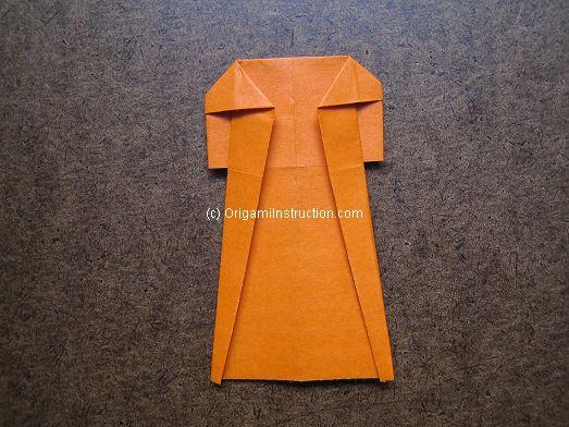 origami instruction com  origami jacket