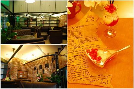 Glee Coffee – Thưởng thức café phong cách nghệ thuật, cafe sài gòn, diem an uong 365