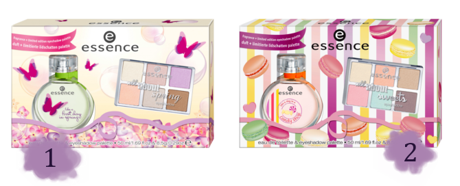 Preview essence Spring Sets - Limited Edition (LE) - März 2015