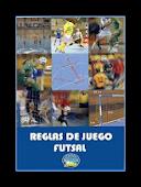 REGLAS DE JUEGO FUTSAL A.M.F