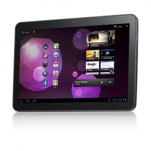 Galaxy Tab 10.1v Pre-order At Vodafone