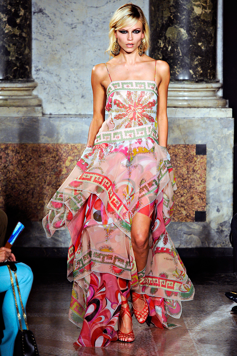 Spry On The Wall: My Five - Emilio Pucci Spring 2012