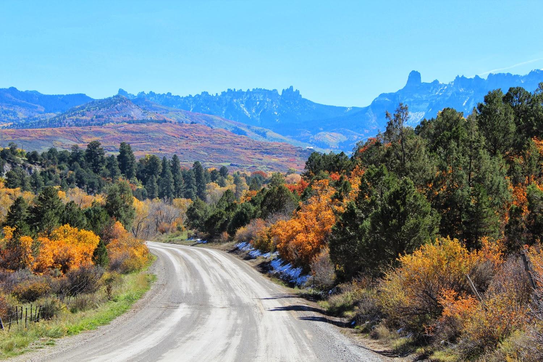 Fall drive part ii dallas divide owl creek pass for Owl creek