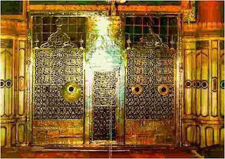 detik, terakhir, rasulullah, sebelum, wafat, makam, renungan, islamik, nabi, baginda, muslim
