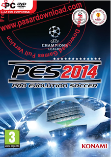 Free Download PESEdit 2014 Patch 2.1 Plus DataPack 3.0 and Games Version 1.06