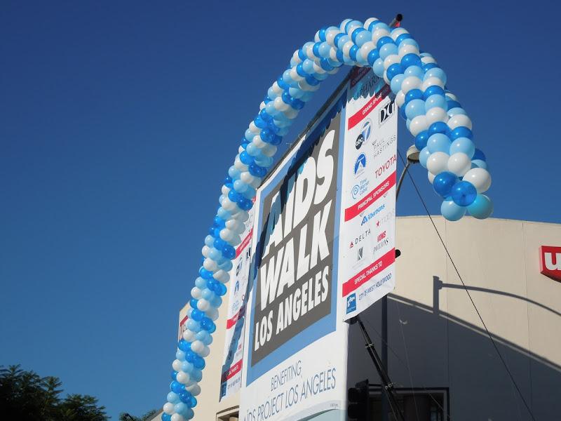 AIDS Walk LA 2012