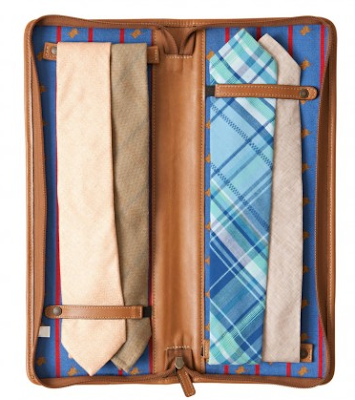 Travel Tie Carrier from Sir Jacks
