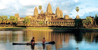 Top Five Destinations in Cambodia