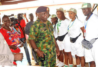 NYSC : Marry Yourselves, I Will Attend Your Wedding – DG Tells Corps Members