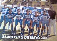 DT Club Sportivo 2 de Mayo - Paraguay 2007