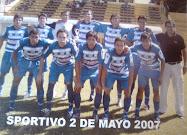 DT Club Sportivo 2 de Mayo - Paraguay 2007