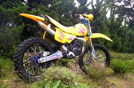Modifikasi Motor Trail Offroad dan Supermoto title=