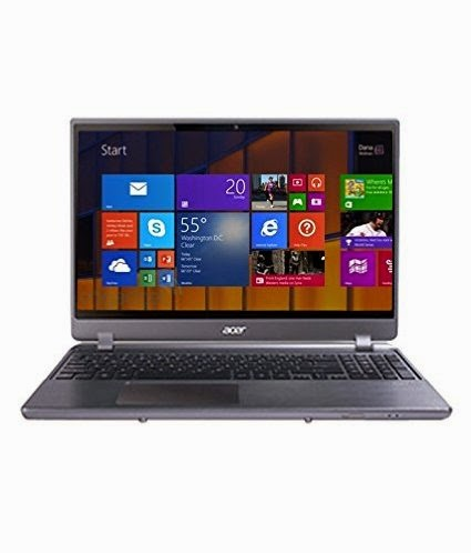 Buy Acer E5-571 Ci3 4Gb /1Tb Iron Laptop  Rs 25153 only at Snapdeal