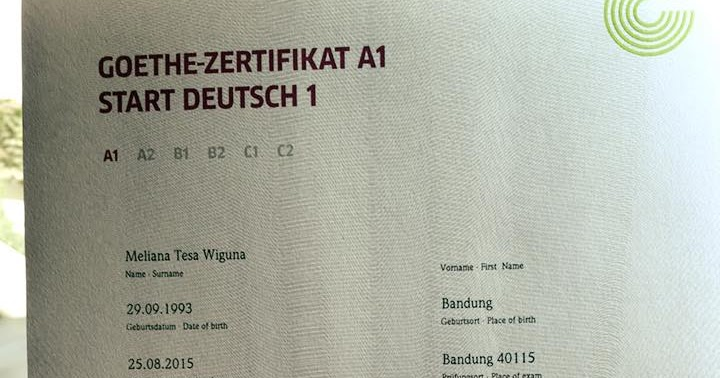 HOW TO PASS GOETHE-ZERTIFIKAT A1 EXAM WITHOUT ATTEND ANY