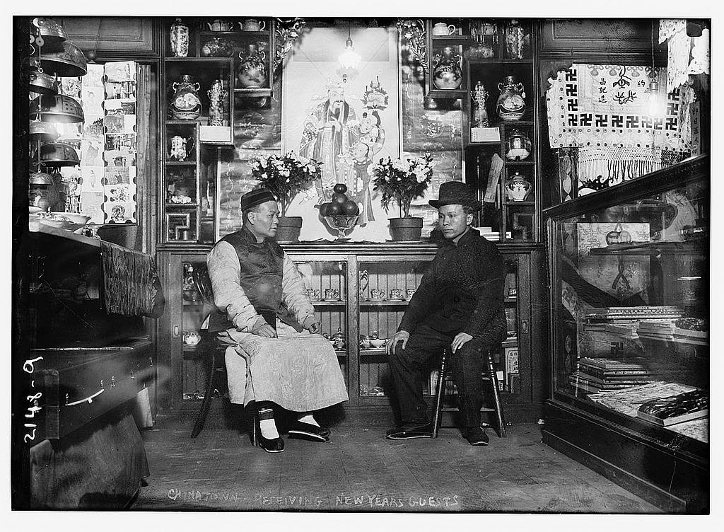 Pictures of lunar new year in chinatown new york ca for 1900 asian cuisine
