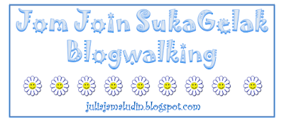Jom Join SukaGelak Blogwalking