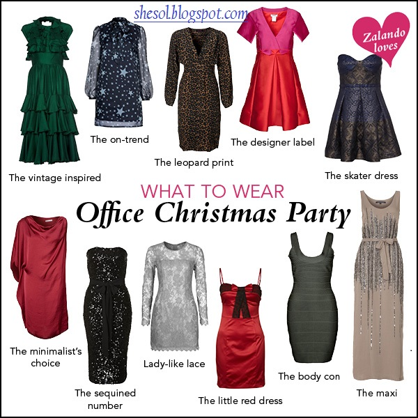 SHE SOL: Dress for Christmas Party for Women